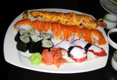 Sushi Tango, Uptown Minneapolis