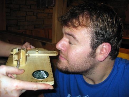 Ryan Glanzer snus Gasthof zur Gemutlichkeit