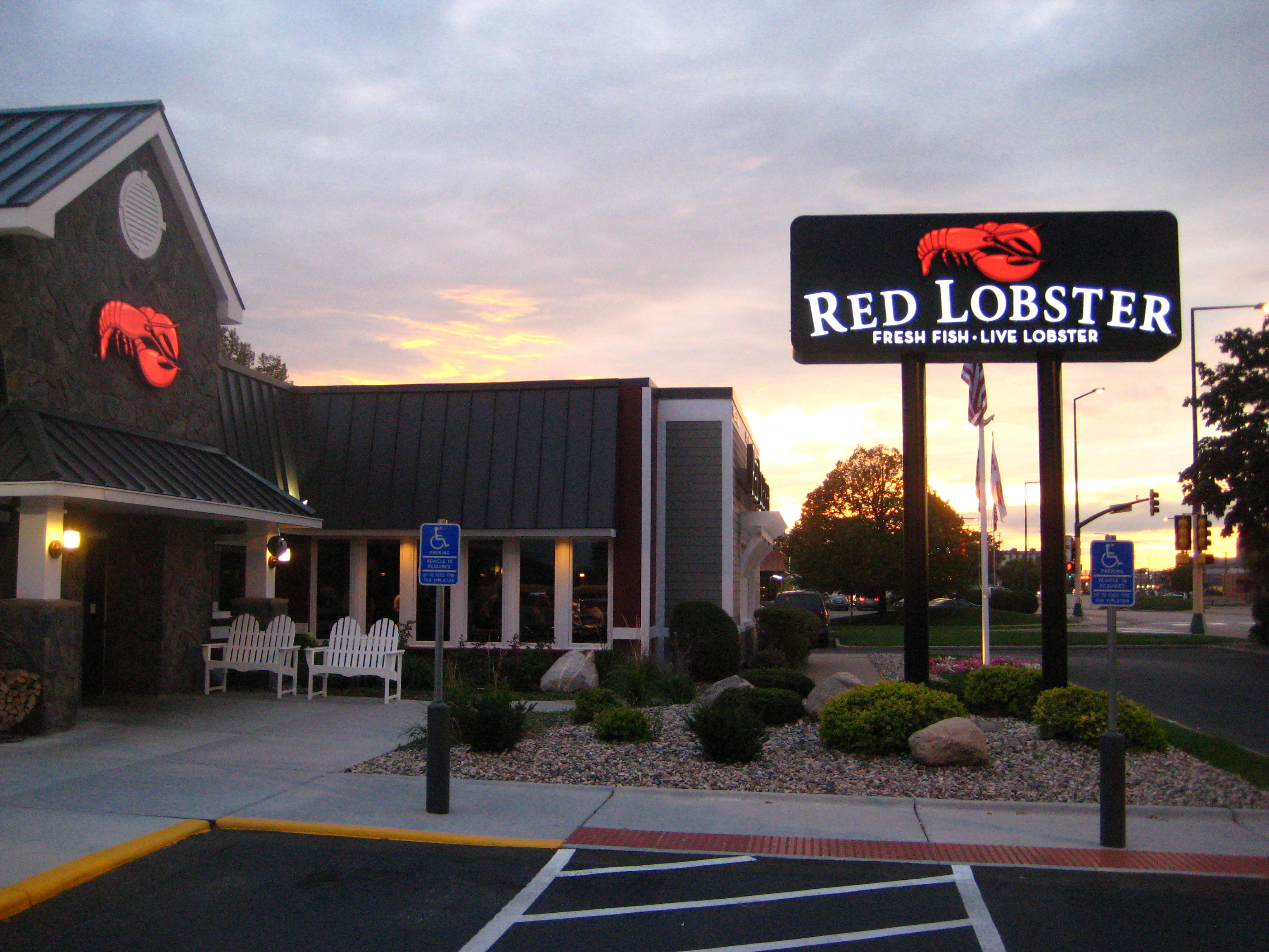 Red Lobster | Eating in Minneapolis